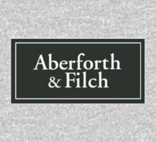 Aberforth & Filch Kids Tee