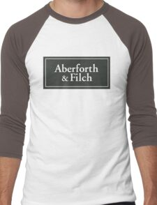 Aberforth & Filch Men's Baseball ¾ T-Shirt