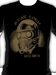 Star-Lord G.O.T.G Tour '78! T-Shirt