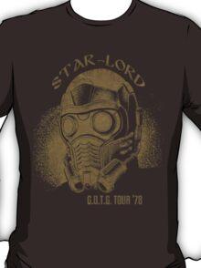 Star-Lord G.O.T.G Tour '78! T-Shirt