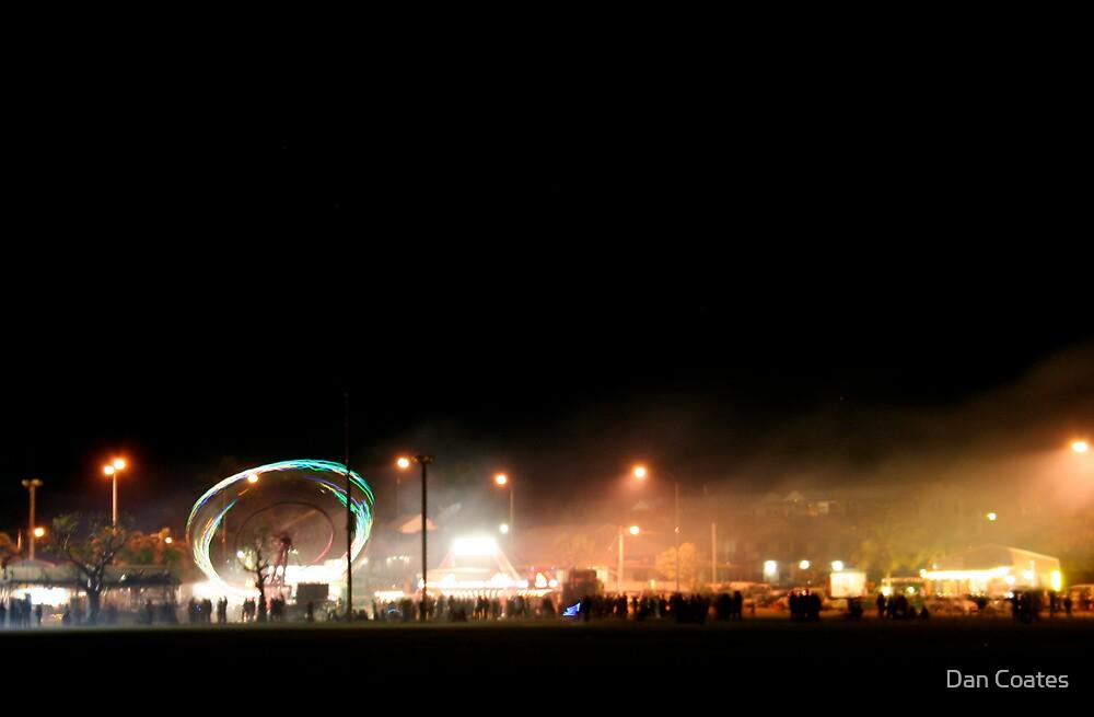 Smoke and Lights by Dan Coates