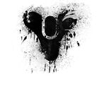 Destiny logo (Black Print) by Joe Hickson