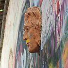 John Lennon Wall, Prague, 3 by Danielle  La Valle
