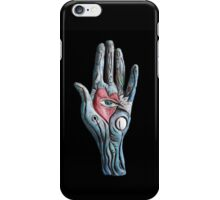 heart rests in the mind  iPhone Case/Skin
