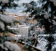 Perugian Snow by Tiffany Dryburgh
