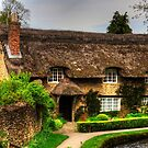 Cottage by the Thornton Beck by Tom Gomez