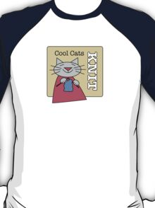 Cool Cats Knit T-Shirt