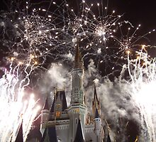 The Magic Kingdom by djskastyle