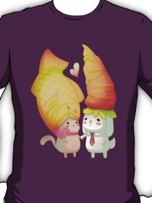 Taiyaki and carrots T-Shirt