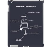 Robot Prototype 1 iPad Case/Skin