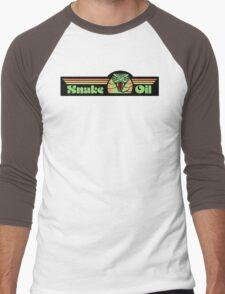 Venom - Snake Oil Men's Baseball ¾ T-Shirt