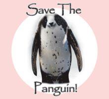 Save the Panguin! Kids Clothes