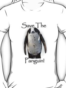 Save the Panguin! T-Shirt