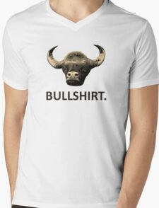 I Call Bull Shirt Mens V-Neck T-Shirt