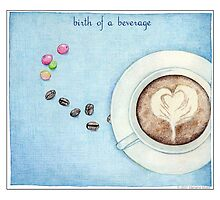 Birth of a Beverage by Mariana Musa