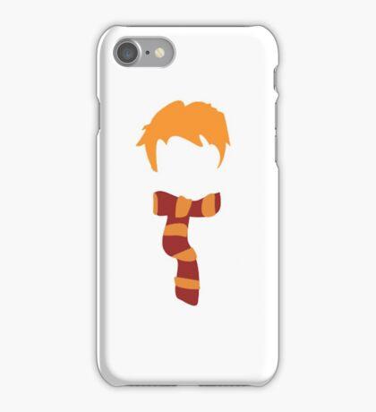 Ron Weasley Minimalist iPhone Case/Skin
