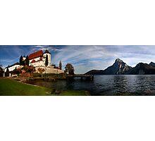 Benedictine Nunnery Austria Photographic Print