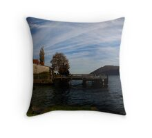 Benedictine Nunnery Austria Throw Pillow