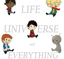 Life, Universe and Everything by aelita15