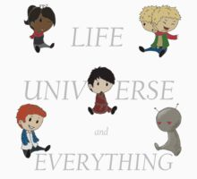 Life, Universe and Everything Kids Clothes