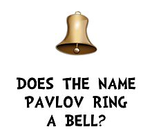 Pavlov Ring Bell by TheBestStore