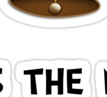 Pavlov Ring Bell Sticker