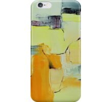 Heliostate, featured in Traditional Oil Painting, Abstract/Surreal  iPhone Case/Skin