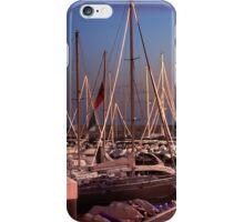 Yacht Marina iPhone Case/Skin