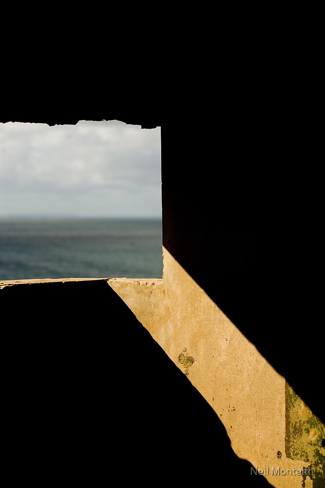 Window to the Sea by Neil Monteith