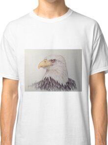 Eagle Ball Point Pen Art Classic T-Shirt