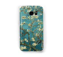 Blossoming Almond Tree, famous post  impressionism fine art oil painting by Vincent van Gogh.  Samsung Galaxy Case/Skin