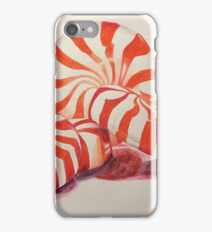 Peppermints Drawing iPhone Case/Skin