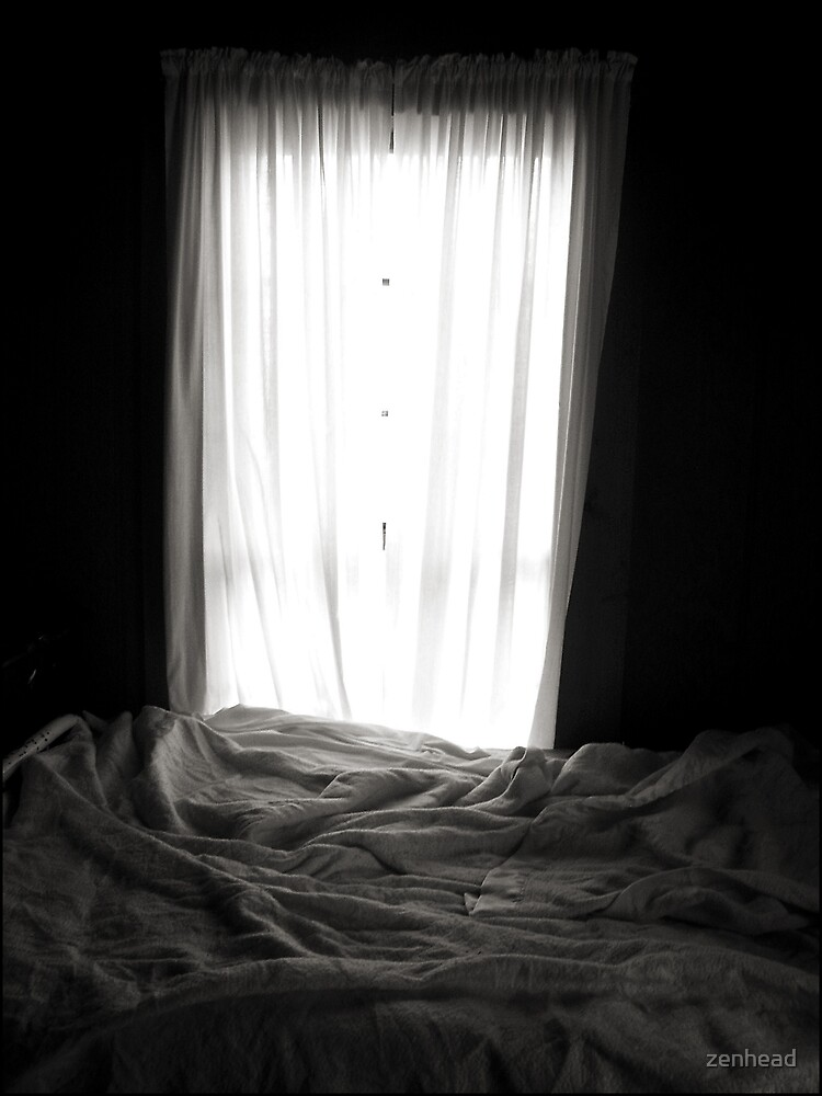 empty bed by zenhead