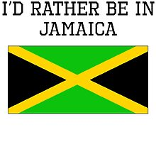 I'd Rather Be In Jamaica by kwg2200