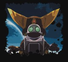 Ratchet & Clank - A new adventure T-Shirt