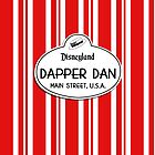 Dapper Dans Nametag - Red by jdotcole
