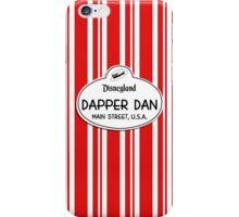 Dapper Dans Nametag - Red iPhone Case/Skin