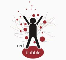 Red bubble day! by mcval