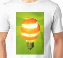 Orange Lamp Unisex T-Shirt