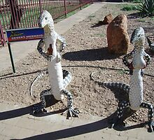 Big Lizards by Accused