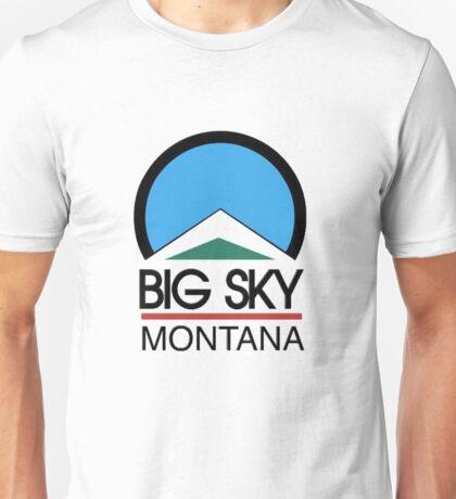 big sky montana Unisex T-Shirt