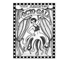 The Amazing Octogal Photographic Print