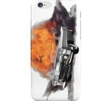 Increase Your Gears: The World Is Exploding! iPhone Case/Skin