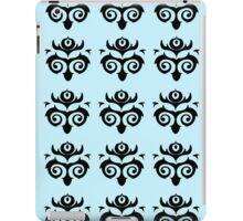 Baroque Print #1 iPad Case/Skin