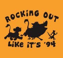 Rocking Out Like it's '94 T-Shirt