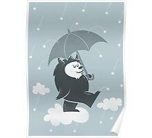 Star Shower Poster
