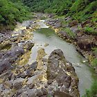 Barron Gorge Qld by kies