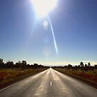 Carnarvon Highway QLD by kies