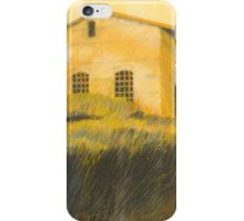 altes Stallgebäude in Mühlenbeck iPhone Case/Skin