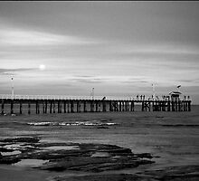 Moonrise by Roy Hudson